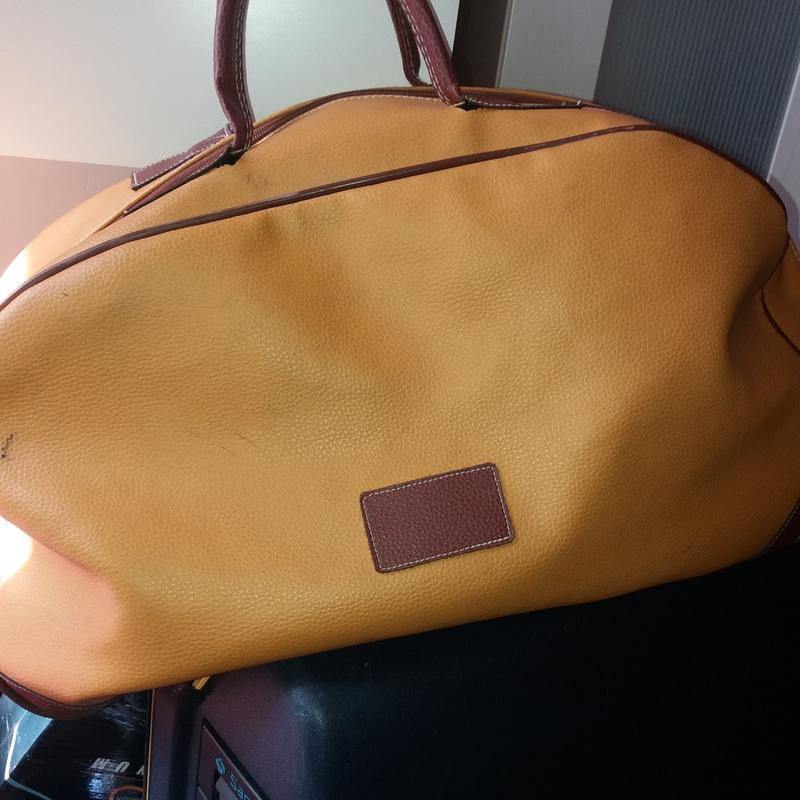 Regalo maleta-bolso de mano
