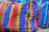 Bolsa de ropa de hombre y mujer.