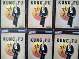 6 DVDS. KUNG FU - David Carradine