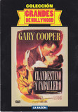 DVD. CLANDESTINO Y CABALLERO - Gary Cooper