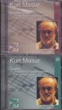 2 CDS. KURT MASUR. DVORAK Y MENDELSSOHN