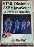"""Libro """"HTML Dinámico, ASP y JavaScript a través de ejemplos"""""""