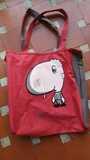 Regalo bolsa roja