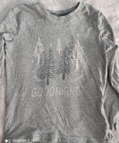 Camiseta manga larga talla 4-6