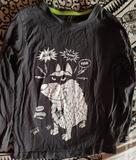 Camiseta manga larga talla 5-6