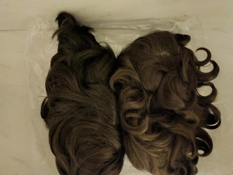 Dos pelucas