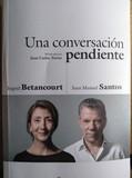 """Libro: """"Una conversación pendiente"""""""