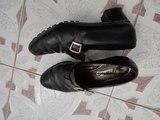 Zapatos hebilla talla 37