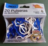 Pulseras del Real Madrid